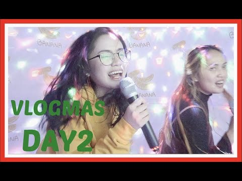VLOGMAS DAY2: Wild Korean Karaoke / NOREBANG! (Dec 2, 2017.) | Anna Cay ♥