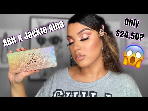 NEW JACKIE AINA X ANASTASIA BEVERLY HILLS PALETTE + CARLY BYBEL X IL MAKIAGE COSMIC LIP COLLECTION thumbnail