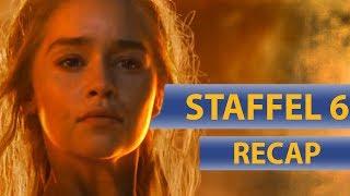 Game of Thrones Rückblick - Winter is here! | Staffel 6 moviepilot Recap