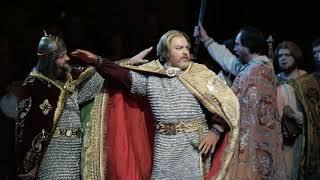 Князь Игорь. Опера в Маринском театре