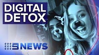 Social media addiction linked to anxiety and sleep deprivation | Nine News Australia