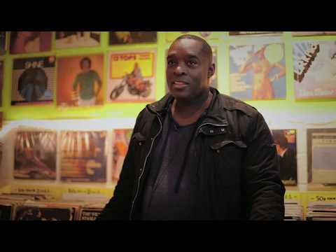 Kevin Saunderson - Record Shopping