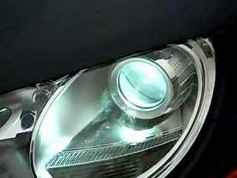 vw eos projector headlights