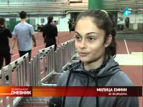 Milica Emini nova nada srpske atletike