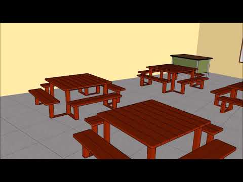The Redesign Of Picton Presbyterian Primary School Video Model