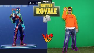 10 FORTNITE DANCES dans REAL LIFE ( FaxxenTV (en)