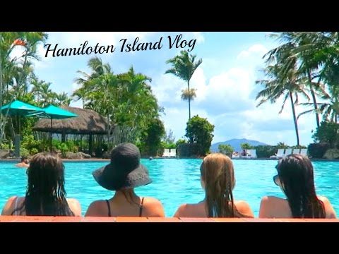 Hamilton Island Vlog Day 1 & 2 | Ella Victoria