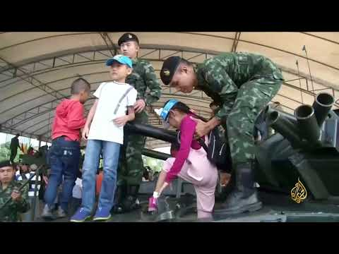 هذا الصباح-المؤسسة العسكرية بتايلند تشارك بمهرجان الطفل  - نشر قبل 2 ساعة
