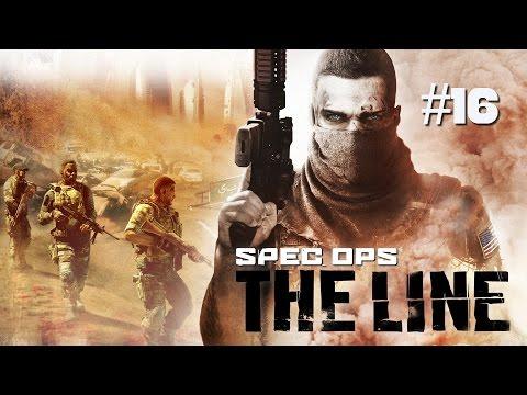 Spec Ops the Line * (Old_Man) * DAS SCHMERZT, NICHT WAHR? * German * Uncut * Part 16