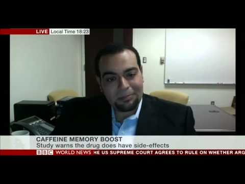 Michael Yassa interview with BBC World News