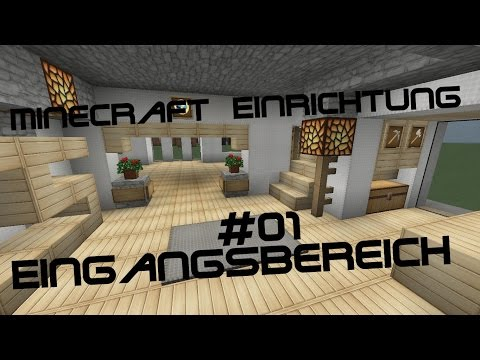 minecraft tutorial wie baue ich eine kleine luxusvilla neu download by jannis gerzen. Black Bedroom Furniture Sets. Home Design Ideas
