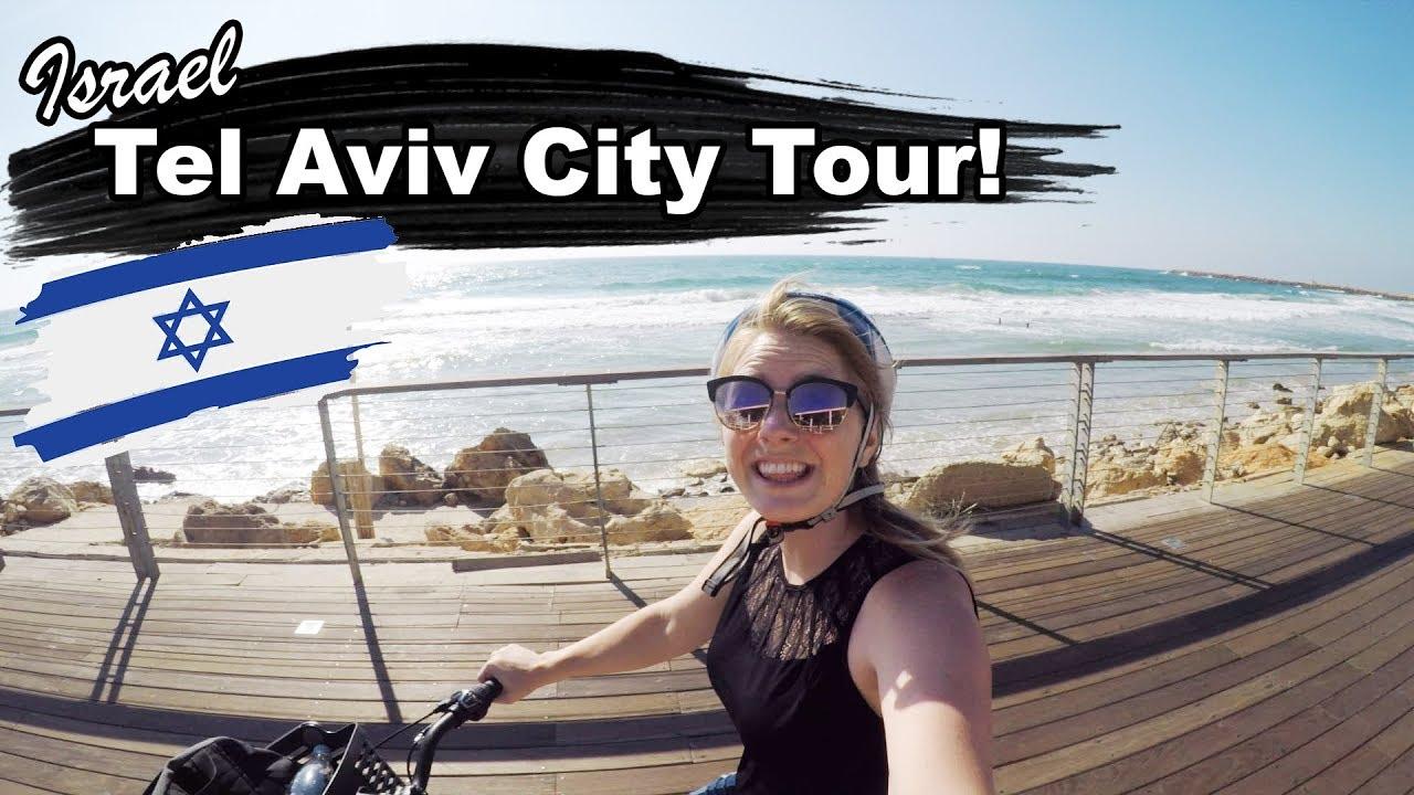 Download Tel Aviv City Tour 2018! 🚲⛱☀️(2018 תל אביב סיור בעיר)