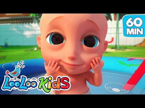 👶✋My Two Little Hands - LooLoo Kids Best EDUCATIONAL KIDS SONGS