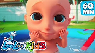 👶✋My Two Little Hands - LooLoo Kids Best EDUCATIONAL KIDS SONGS