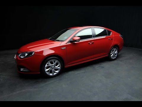 2015 MG MG6 1 8 D Turbo Diesel AT Sunroof