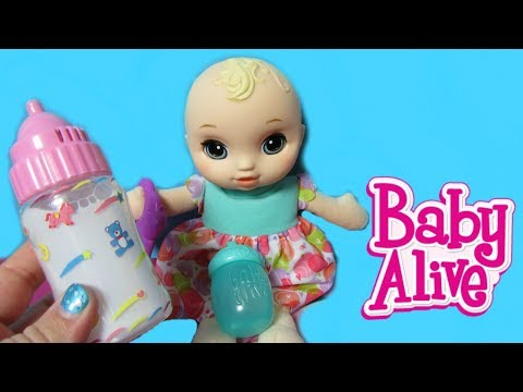 Baby Alive Bella Sneaks Out Of Bed And Crashes Playdate