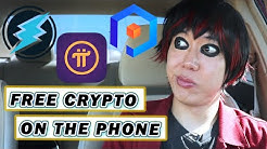 Crypto Mining Mobile Apps Review - Earn Free Crypto with Your Phone!
