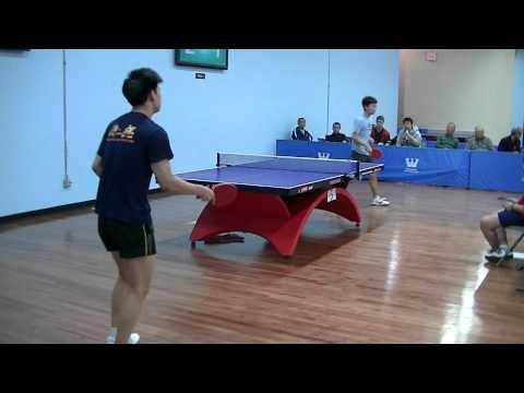 Zhang, Kai VS Wang, Can Kevin (Open Quarter-Final - Full Match)
