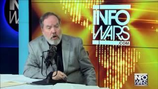 McAfee Breaking It Down on Infowars