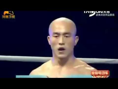Шаолинь Монах против Бойцов ММА !!!