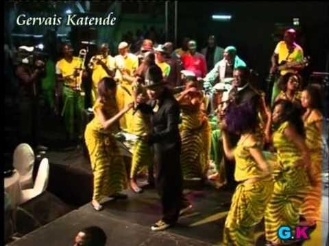 Spot Koffi chante Lutumba