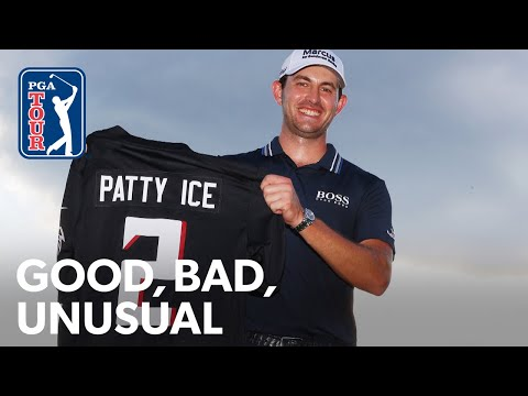 Patty Ice cemented in history, butterfly chases Brooks' putt, Niemann's fastest round