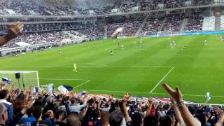 Video Gol Pertandingan Bordeaux vs SC Bastia