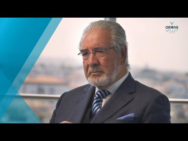 Entrevista a Isaltino Morais   Candidatura à Capital Europeia da Cultura 2027