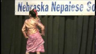 Grishma kadel Dancing Maiti Ghar Remix Song .
