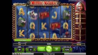 видео Игровой автомат Mythic Maiden для гейминга без регистрации