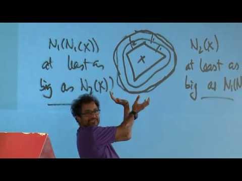 Math encounters -- The Mathematics of Doodling - Ravi Vakil