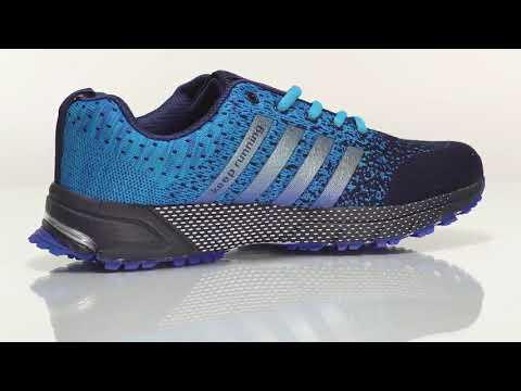 KUBUA Mens Running Shoes Trail Fashion