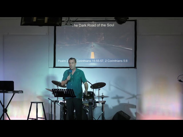 Ps Darin Browne - Why Lord, Why