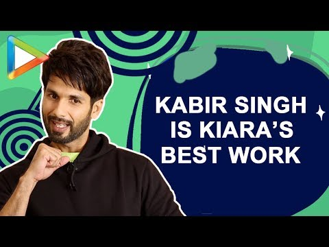 Shahid Kapoor On Meera's  Feelings about  Kabir Singh| I Shouldn't bring Character Home Mp3