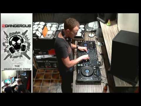 The 2Dangerous Show Presents Scope DJ
