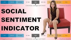 Social Sentiment Indicator: Try this stock market indicator.