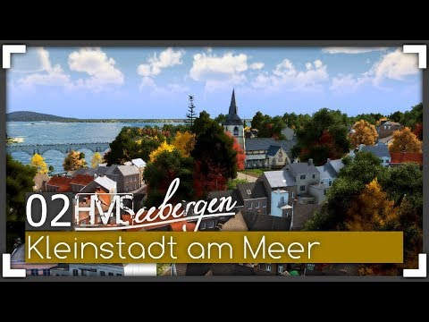 KLEINSTADT AM MEER - Seebergen Episode 02 | Let's Design Cities: Skylines