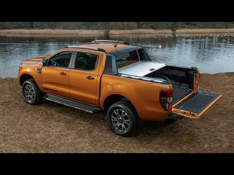 2020  Ford® Ranger LIMITED & WILDTRACK - With More Performance in Europe !!