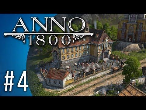 Anno 1800 #4 - The New World!
