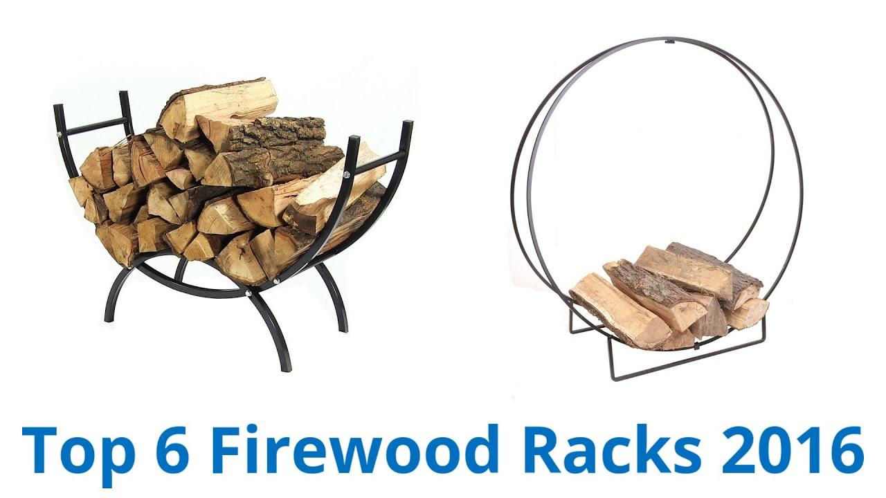 6 best firewood racks - Firewood Racks