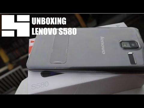 Unboxing Lenovo S580 Indonesia