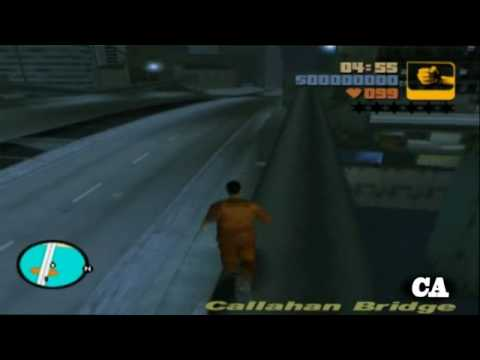 gta 3: how to get to Shoreside Vale before even in Staunton island