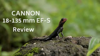 Cannon 18-135 mm EF-S zoom lense Review with cannon 80D sample Images and Footages