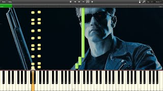Terminator Theme Song (Synthesia)