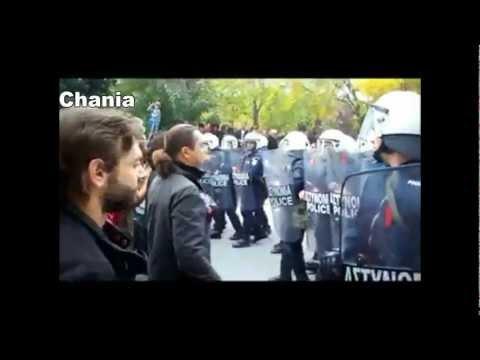 Grecia: 28 Ottobre 2011 - Il giorno NO