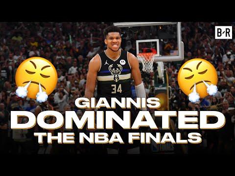 Giannis Top 10 Plays of NBA Finals | 2021 NBA Finals