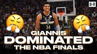 Giannis Top 10 Plays of NBA Finals