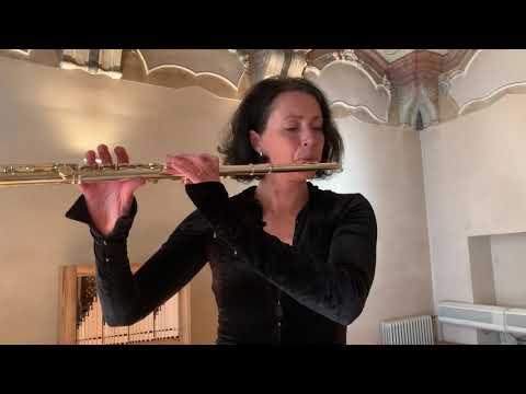 C. Debussy- Syrinx pro Merck