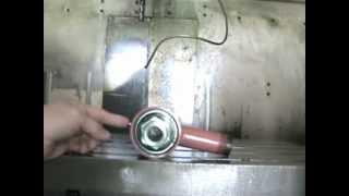 Вертлюг изготовление(Предназначен для передачи воды через вращающее приспособление.Применяется при бурении скважин под воду.Пр..., 2013-03-03T05:04:07.000Z)