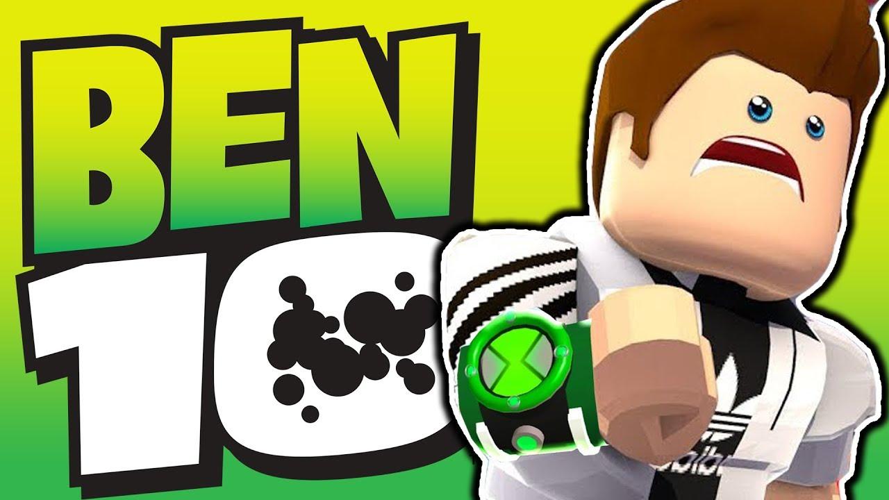 Ben 10 arrival of aliens in roblox youtube - Ben 10 tous les aliens ...